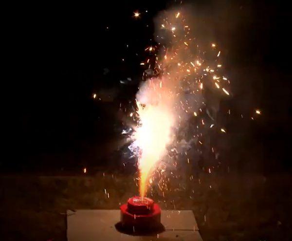 РС4730 Свадебный торт-фонтан