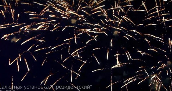 РС7110 Зимний праздник (1,0 х20 залпов)