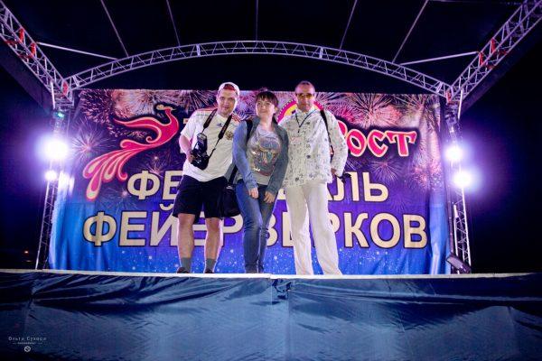 Фестиваль фейерверков Пиро-Рост Ростов-на-Дону